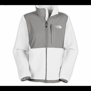 The North Face Jackets & Coats - White North Face zip up